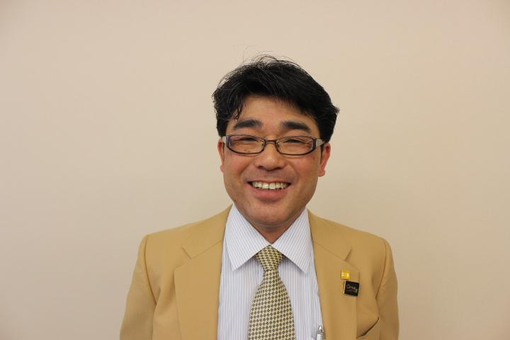 主任 斎藤 正彦